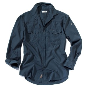 Craghoppers Mens Long Sleeve Shirt
