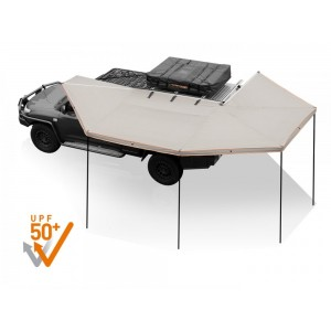 Darche Eclipse 270 Awning Wall Driver Side