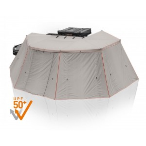 Darche Eclipse 270 Awning Wall Passenger Side