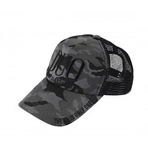 DUO Black Camo Mesh Cap