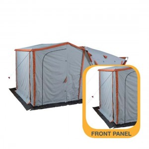 Explore Planet Earth Speedy 6 Earth Tent Front Panel