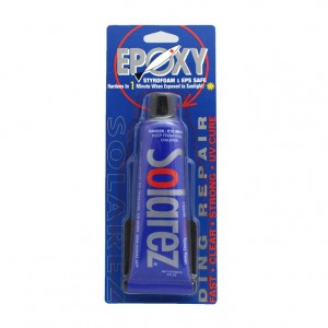Solarez Epoxy UV Cure Ding Repair Kit