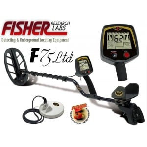 Fisher Labs F75 Special Edition Metal Detector