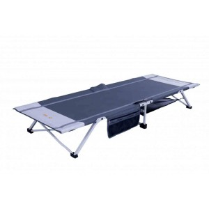 Oztrail Easy Fold Low Rise Stretcher Bed - Single