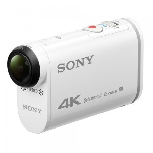 Sony X1000V 4K Action Camera w/ GPS