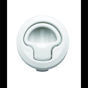 AAA Plastic Flush Pull Latch - 43001