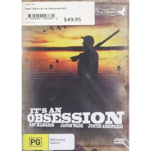 Fowl Talkers Its An Obsession DVD