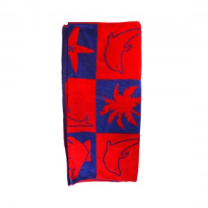 Freeworld Beach Towel 90 x 170cm Assorted Colours