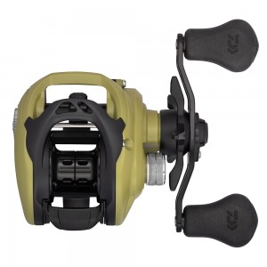 Daiwa Fuego CT 100H Native Custom Baitcast Reel