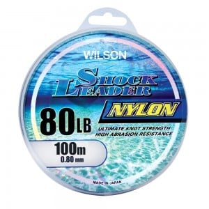 Wilson Nylon Shock Leader - 100m