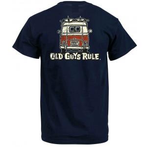 Old Guys Rule Good Vibrations Tee