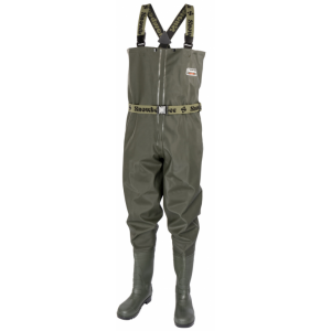 Snowbee Granite PVC Chest Booted Waders