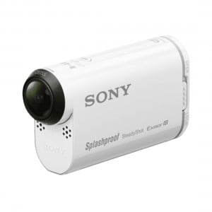 Sony AS200V Full HD Action Camera w/ GPS PLUS Over $200 Worth of Accessories (Reverse Auction)