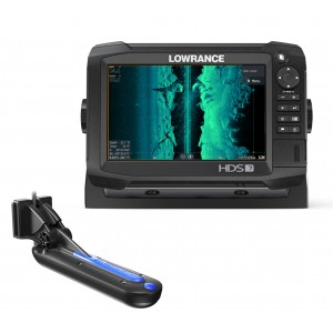 Lowrance HDS-7 Carbon with TotalScan