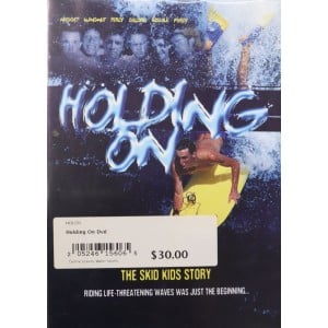 Holding On - The Skid Kids Story DVD