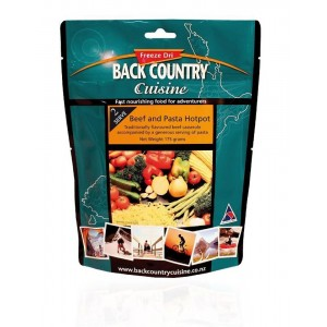 Back Country Beef & Pasta Hotpot