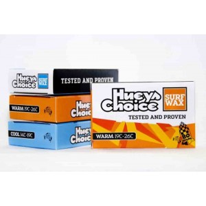 Hueys Choice Surf Wax Warm