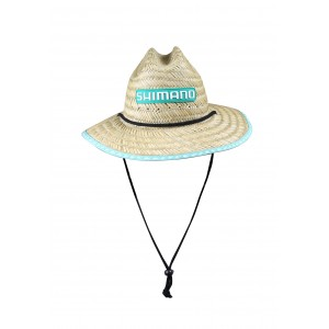 Shimano Kids Straw Hat