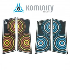 Komunity Project Barton Lynch 2 Piece Front Pad