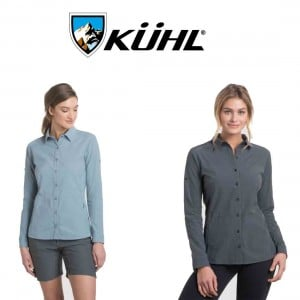 KUHL Womens Invoke Long Sleeve Shirt
