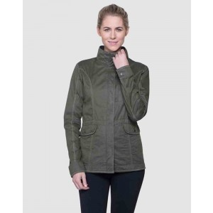 KUHL Womens Luna Trench Coat