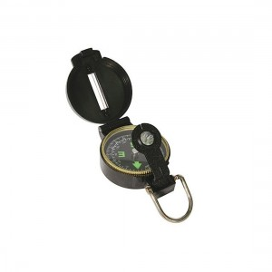 Elemental Lensatic Compass Plastic Case