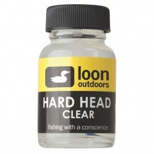 Loon Hard Head Fly Finish