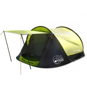 Oztent Malamoo Xtra 3 Person 3 Second Tent
