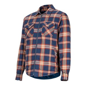 Marmot Mens Arches Insulated Long Sleeve Shirt