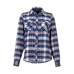 Marmot Womens Bridget Midweight Long Sleeve Flannel
