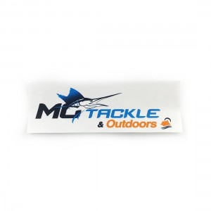 MoTackle & Outdoors Sticker