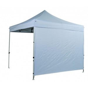 Oztrail 3m Heavy Duty Gazebo Solid Wall