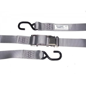 Just Straps Gunwhale Stainless Steel Over Centre Strap - 44mm x 5.5m