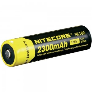 Nitecore NL183 2300mAh 18650 LI-ION Battery