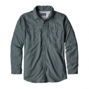 Patagonia Mens Long Sleeved Sol Patrol II Shirt