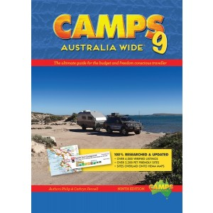 A.B.C Maps Camps Australia Wide 9