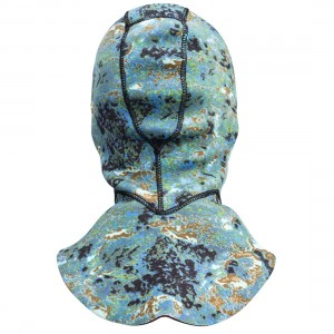 Ocean Hunter Chameleon Hood - 3mm