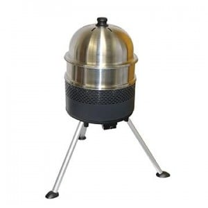Oztrail Gourmet Charcoal Grill w/ Roasting Pack