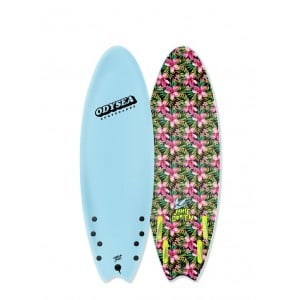 Catch Surf Odysea Skipper Pro Quad Softboard - Jamie Obrien