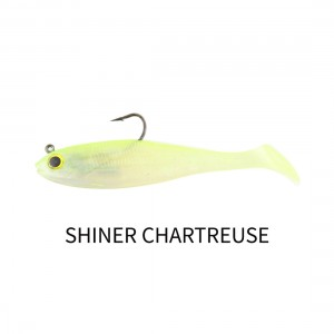 Berkley Powerbait Pre-Rigged Swim Shad - Clearance