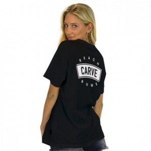 Carve Peaches Womens Tee