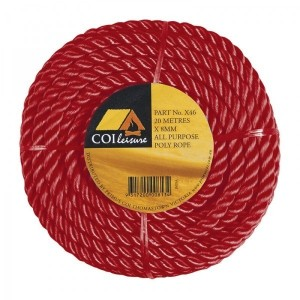 Coi Leisure Pe Poly Rope
