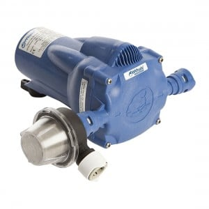 Whale Watermaster Automatic Pressure Pump - 8L/min (Reverse Auction)