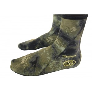Rabitech Reaper 3mm Camo Socks