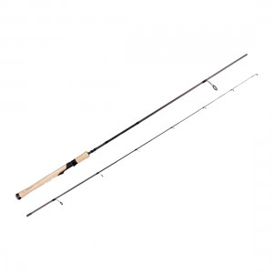 "Shimano Raider Rod 6'6"" 2 Piece 1-3kg Spin - Small Crack In Resin (Reverse Auction)"