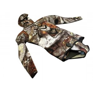 Omer 3mm 3D Camo Compressed Wetsuit Jacket