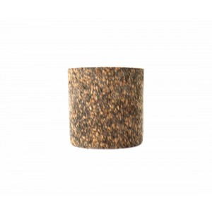 ARM Cork Rubber Butt Cap Small Parallel