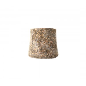 ARM Cork Rubber Butt Cap Large Pear Shape