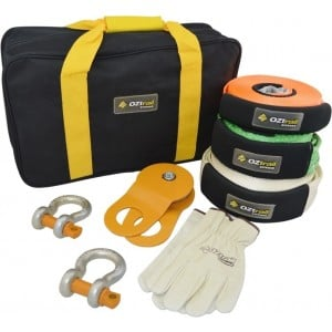 Oztrail Recovery Kit Heavy Duty 7pcs