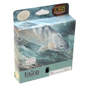 Rio Lake Sub-Surface Aqualux Fly Line